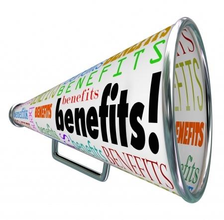 Benefits Megaphone