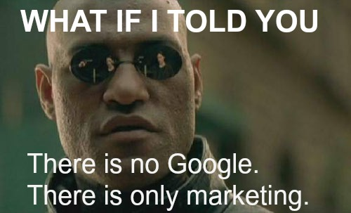 morpheus-only marketing
