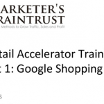 How to Get Google Shopping Campaigns Setup and Running Fast