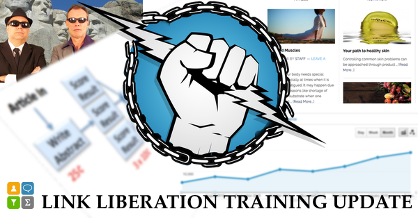 Link Liberation update – a brand new content type